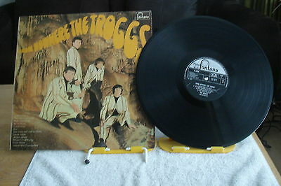 THE TROGGS- From Nowhere –UK LP-1966-1st Press-1L/2L- MONO-WILD THING