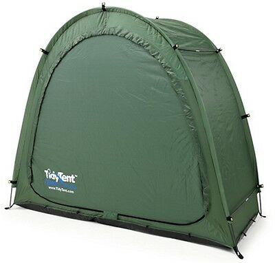 Tidy Tent- All Green - Garden Storage Tent - BRAND NEW!
