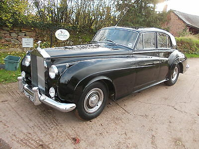 1961 Rolls Royce Silver Cloud 11 (V8) Requires Light Commissioning,delivery Poss