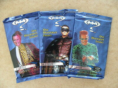 Batman Forever Trading Cards 42blue