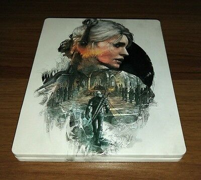 The Witcher 3 Collector's Limited Edition Steelbook New
