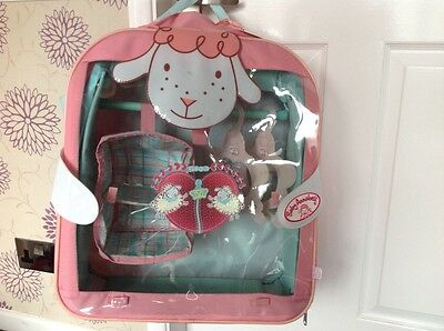 Baby Annabell Dolls Wardrobe - With Two Hangers - Gorgeous