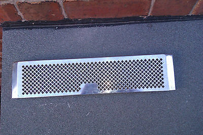 Yamaha Xjr1300 - Oil Cooler Guard, Cover, Stainless Steel
