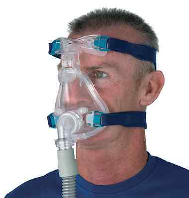 ResMed Ultra Mirage Full Face CPAP Mask & Headgear