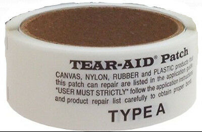 "Tear Aid Type A Bladder Repair Patch 1 1/2"" X 3"" Airush, Best, Naish, North..NEW"