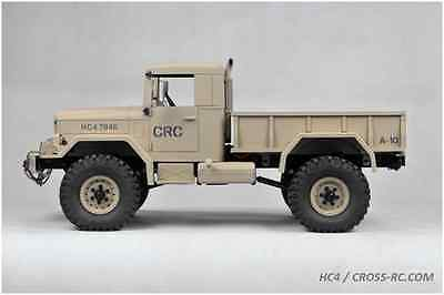 CROSS RC HC4 1/10 4x4 Scale Off Road Truck Rock Crawler KIT Like Axial Ascender
