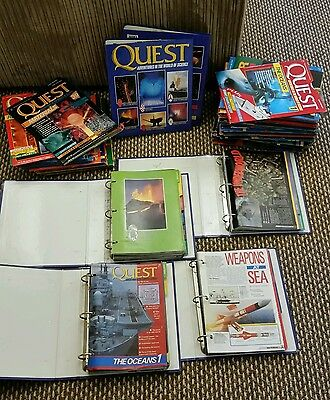 QUEST Adventures in the World of Science JOB LOT ×2 01-60 & 01-50