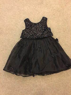 Next Girls Party Dress Age 4 Years
