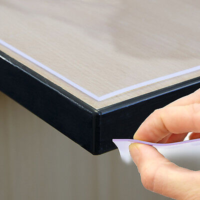 Nappe de table Film pour protection 2mm transparent 50cm Large