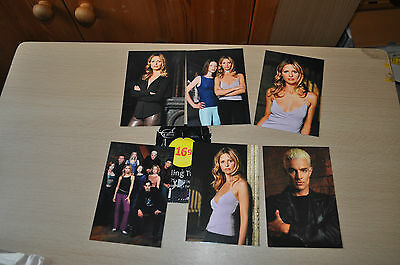 Buffy The Vampire Slayer Post Card Set of 6 .