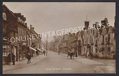 Staffordshire High Street Kinver Real Photo