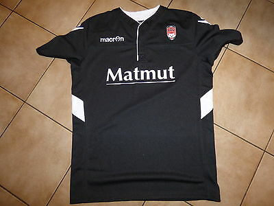 maillot entrainement rugby noir LOU taille XXL neuf