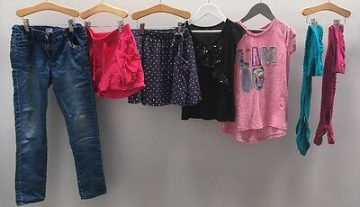 Girls Bundle Of Clothes. Age 9-10. Young Dimension, F&F.  A2972