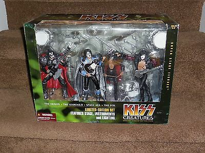 Kiss Creatures Figures