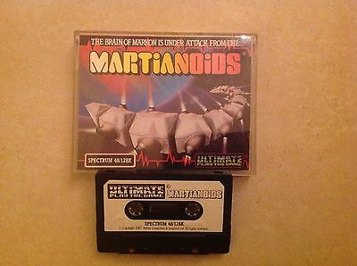 Martianoids - ZX Spectrum - Ultimate Play the Game