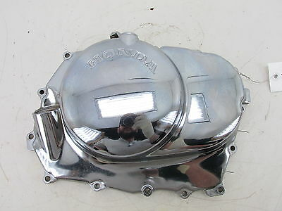 06 Honda Shadow Vlx 600 Vt600Cd Deluxe Clutch Side Engine Motor Cover Case