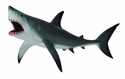 CollectA 88729 - Great White Shark Open Jaw