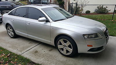 2008 Audi A6 S PACKAGE 2008 audi a6