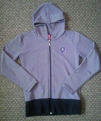 Girls tracksuit top 11-12 years.
