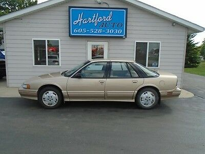 1995 Oldsmobile Cutlass SUPREME S 1995 Oldsmobile Cutlass Supreme S 3.1L 6 CYL. GAS. WELL MAINTAINED.  GREAT CAR!!