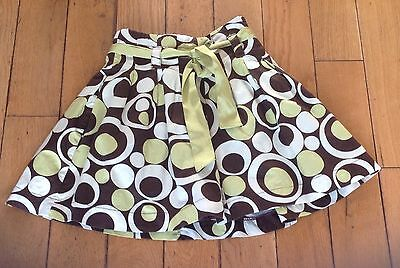 Mini Boden Girl Skirt Age 4 To 5 Years