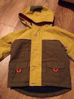 Marks And Spencer Boys Coat Age 12-18 Months