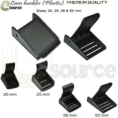 Cam Buckle Plastic Fix Lock Cam Buckles For Webbing Cam Lock Buckle For Straps