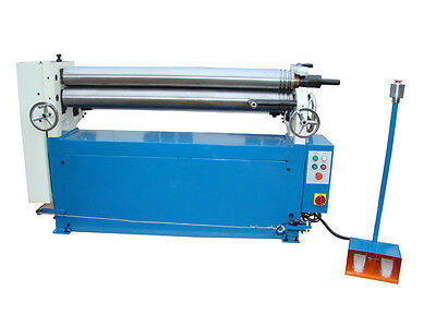 Power operated bending rolls , rollers1550mm x 120mm 3.5mm capacity