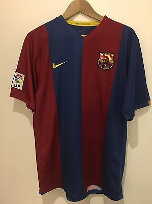 Ronaldinho 10 FC Barcelona Football Club Shirt