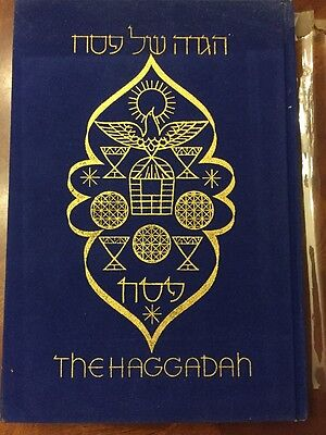 Large Passover Haggadah, Illustrated By Sigmund Forst With Many Additional Texts