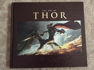 Thor: The Art of Thor the Movie 2011 Hardcover