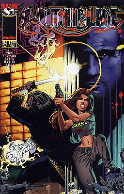 Witchblade #24  - Image -  Near Mint