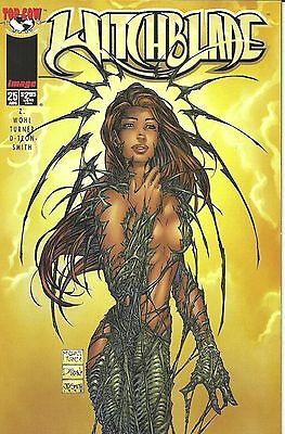 Witchblade #25 - Michael Turner  - Image -  Near Mint