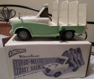 wallace and gromit toastrack
