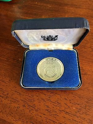 New Zealand 1973,  Proof ,Crown, Coin,Silver Dollar