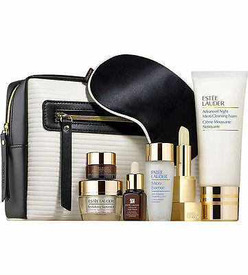 Estee Lauder Skincare Superstars Christmas Gift Set with Bag Brand new & Boxed