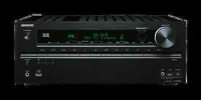 ONKYO TX-NR609 7.2 Channel THX Network A/V Cinema Receiver Excellent