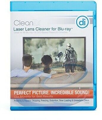 Allsop Clean Dr for Blu-Ray Laser Lens Cleaner - Accessories