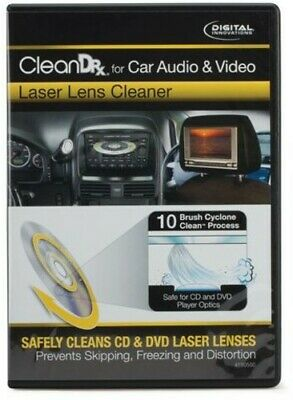 Allsop Clean Dr for Car Audio & Video Laser Lens C - Accessories
