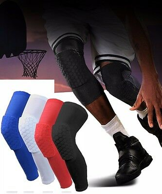Basketball Knee Support Pads Leg Protector Compression Sleeve Sport Guard -GG4