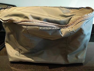 Timbuk2 Snoop Camera Insert Medium Gunmetal