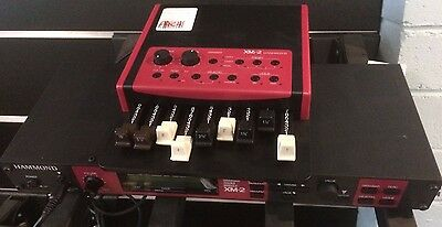 HAMMOND XM2 DrawBars organ Module  PLAY A REAL HAMMOND @ CarlingfordMUSIC