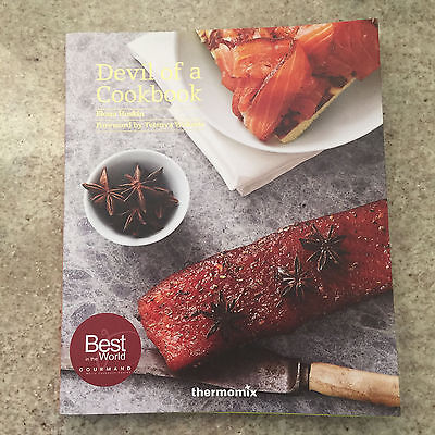 New Thermomix Cook Book - Devil of a Cookbook