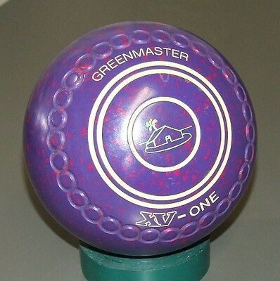 Greenmaster XV1 Secondhand Lawn Bowl Size 2 L290960