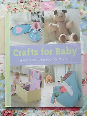 Alison Jenkins Book ~ Crafts For Baby ~ Beautiful Gifts & Practical Projects