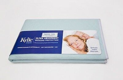NEW Kylie Bedding Mattress Protection Ultra Absorbent For Adults