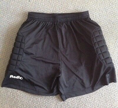 Stadio Soccer Goalkeeper Shorts XS
