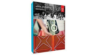Adobe Photoshop Elements 12 OFFICIAL New Full Version For PC /Mac