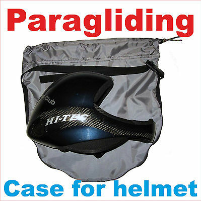 NEW!!! - Paragliding Case for helmet. Cas de parapente pour casque