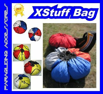 5 items Paragliding bag. Sac de parapente. NEW!